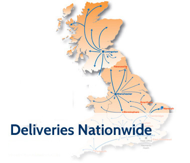 Deliveries Nationwide & Free